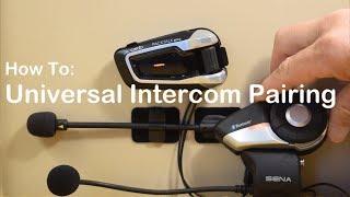 Cardo PACKTALK/BOLD - Universal Intercom Setup
