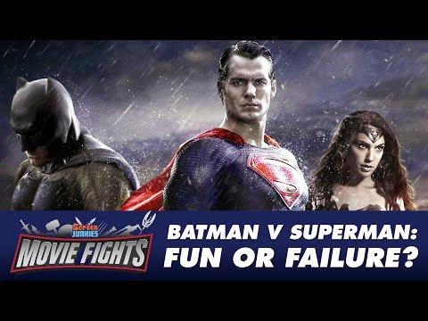 Batman v Superman: Fun or Failure? - MOVIE FIGHTS! thumbnail