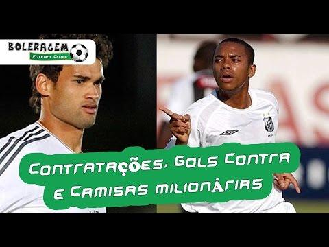 Contratações, Gols Contra e Camisas milionárias? - BoleragemFC