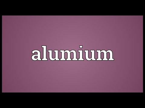 Header of Alumium