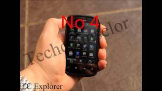 Top 10 Smartphones below rs-10000 (2012)