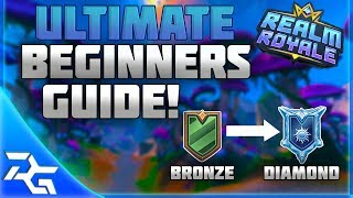 Realm Royale - ULTIMATE BEGINNERS GUIDE FOR NEW PLAYERS (Tips & Tricks)