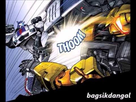 Jazz & Tracks Vs Predacons!Transformers Comic Review!