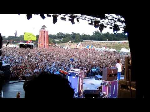 Thom Yorke Glastonbury 2010 Secret Gig