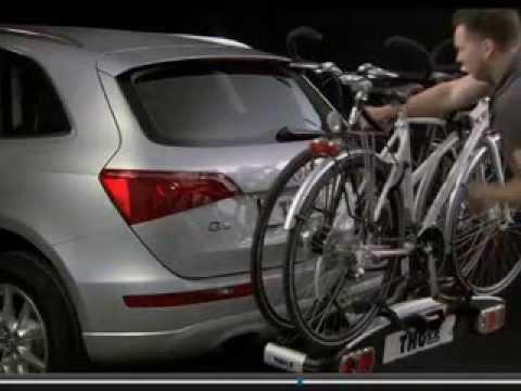 Portabicicletas THULE Euroclassic G5 909 Tres bicicletas