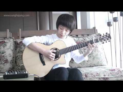 (Yiruma) Kiss The Rain - Sungha Jung Music Videos