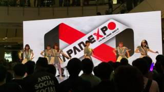 アキシブproject Live at JAPAN EXPO THAILAND 2017 Day 3 ARTS & CULTURE STAGE