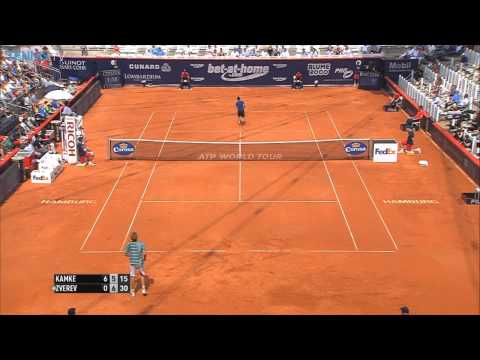 Hamburg 2014 Friday Hot Shot Zverev