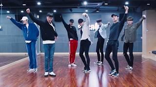 MONSTA X 'DRAMARAMA' mirrored Dance Practice
