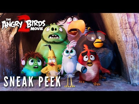 download song THE ANGRY BIRDS MOVIE 2 - Exclusive Sneak Peek (In Theaters August 14) free