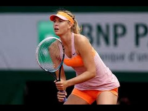 (Tennis Highlights) Maria Sharapova vs Garbine Muguruza 2014 Montreal Open
