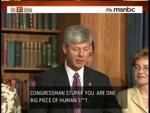 Pro-life? Republican Hates Health-care