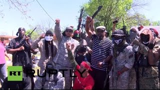 Huey P. Newton Gun Club-- Whose Streets? Our Streets