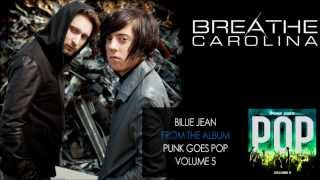 Watch Breathe Carolina Billie Jean video