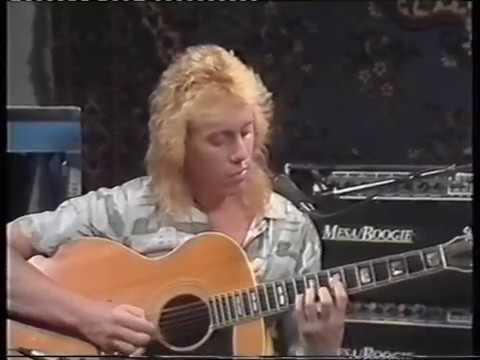 JEFF WATSON (NIGHT RANGER)-Let Him Run (Acoustic)