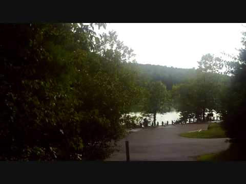 Philpott Lake recreational camping and fishing Franklin Co VA
