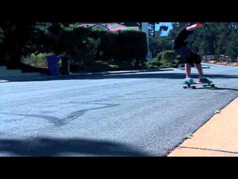 Chasing the Pelican - Nelson Longboards, Dane Holmsky