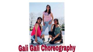 Gali Gali|| Neha kakkar|| Mouni roy|| dance choreography|| team buzz||