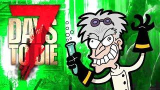 BIKE SCIENCE ★ 7 Days To Die (Alpha 16, Ep.71)
