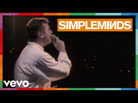Simple Minds - East At Easter (Live)
