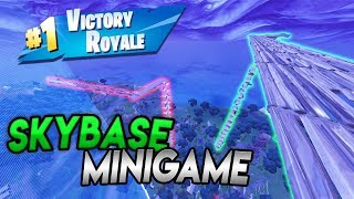 ΔΙΠΛΟ SKYBASE ΣΤΑ DUO-Fortnite Battle Royale (Minigame)