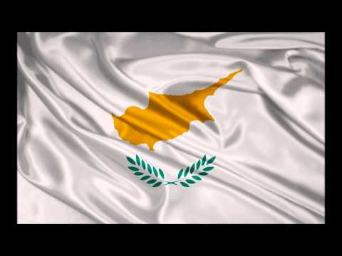 """National anthem of Cyprus """"Hymn to Liberty"""""""