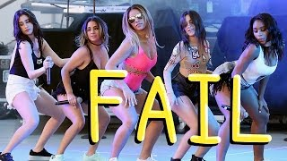 Download Lagu Fifth Harmony (with Camila) | Live EPIC VOCAL FAILS Compilation Gratis STAFABAND