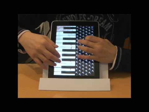 iPad Accordion