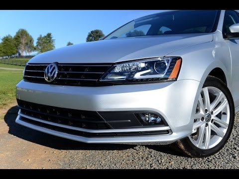 2015 Vw Jetta Review Youtube