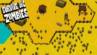 ZOMBIE HORDE Overruns the Base! Survive the Zombies Gameplay
