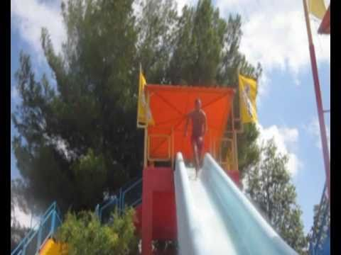 Acqua Plus lifeguards Stunts and extreme perfomances (2010)