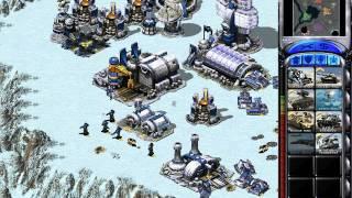 Red Alert 2 Yuri's Revenge Korea vs 7 brutal countries in random map