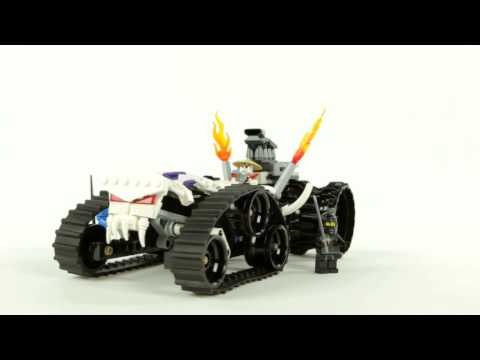 LEGO Ninjago Turbo Shredder (Lego 2263) - Muffin Songs' Toy Review