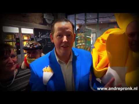 Andre Pronk - Patat met Polonaise (Officiële Videoclip)