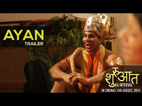 Ayan Trailer | Shuruaat Ka Interval | Releasing 15 August 2014...