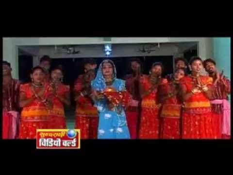Chhattisgarhi Devotional Song - Devi Sharda Maa - Maa Ke Jagmag Diyena - Alka Chandrakar video