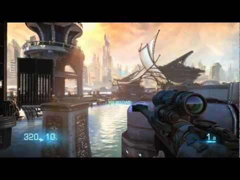 BulletStorm PC Gameplay (HD 720p)