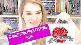 Clunes BookTown Festival 2015