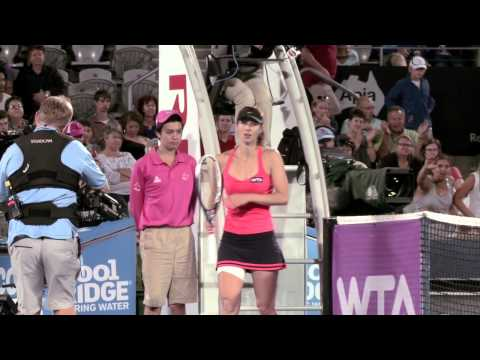 Match point: Tsvetana Pironkova wins Apia International Sydney 2014