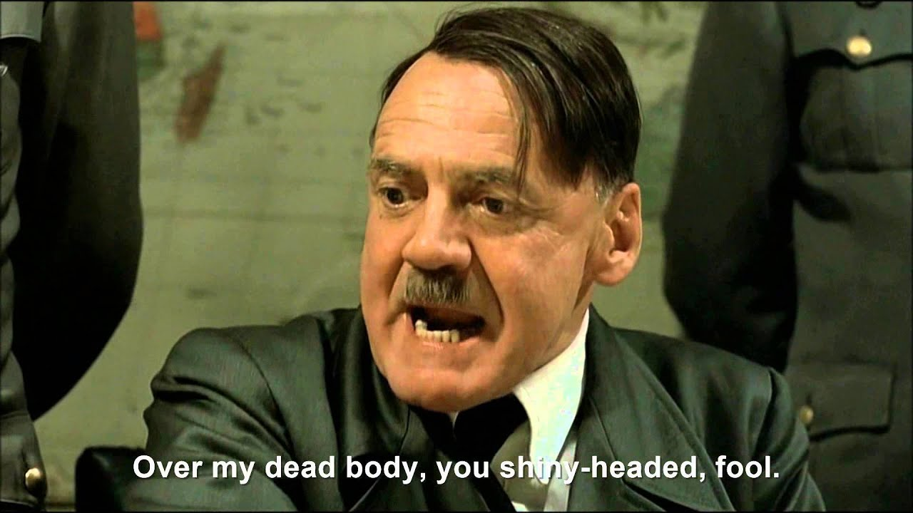 Hitler plans to retire