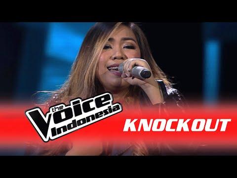 """Astrid Caecilia """"Sampai Habis Air Mataku"""" I Knockout I The Voice Indonesia 2016"""