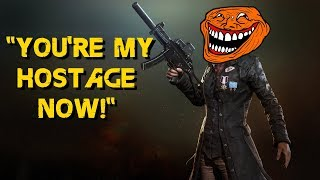 "PUBG - FUNNY Proximity Chat ""HOSTAGE"""