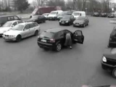 Интересный случай на парковке