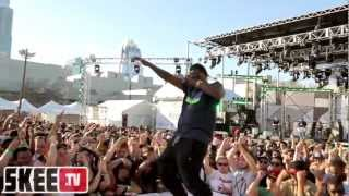 S(kee)XSW: Pusha T Blocka LIVE at the MTVU Woodies