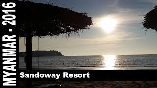 Sandoway Resort****, Mya Pyin Village, Ngapali Beach, Myanmar, 2016