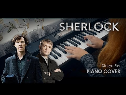 David Armold and Michael Price - BBC Sherlock theme / Шерлок Холмс (Сериал)