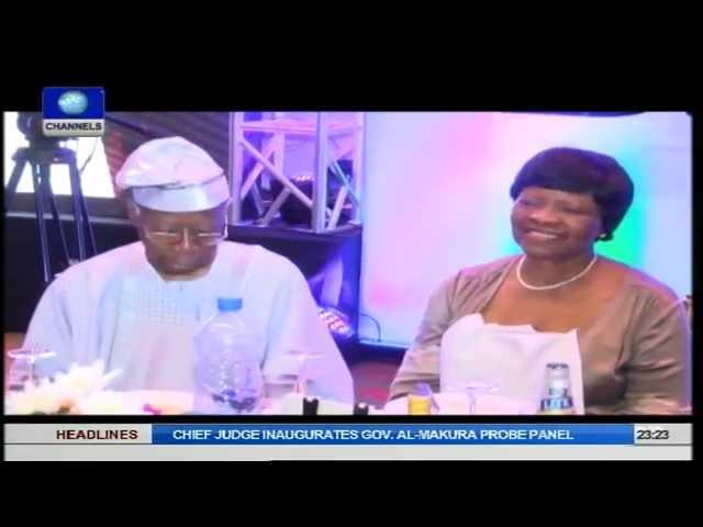 Metrofile: Fmr. VC Of University Of Ibadan, Ayo Banjo Marks 80th Birthday