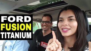 ¿Comprar Nuevo Ford Fusion Titanium Del Año? Fusion Titanium Costo Nuevo Ford Fusion Titanio Precio