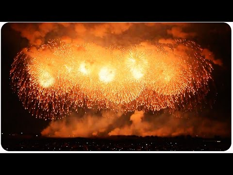 World Record Fireworks Show | Big Bang