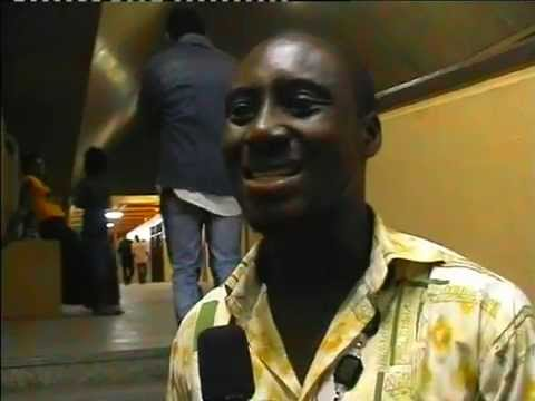 ENTERTAINMENNT NEWS ON GALAXY TV.LAGOS.2006:BY ANIRE BINITIE.